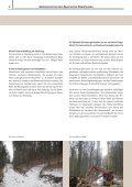 Bodenschutz bei den Bayerischen Staatsforsten - Bayerische ... - Seite 6