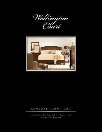 Download Catalog PDF - Century Furniture