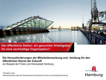 Senat der Freien und Hansestadt Hamburg - CESI