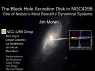 The archetype NGC4258