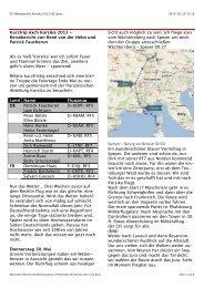 CFI Reisebericht Korsika 2013 v02