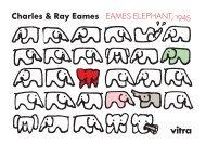 Charles & Ray Eames EAMES ELEPHANT, 1945