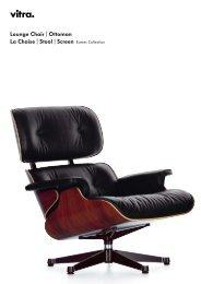 Lounge Chair | Ottoman - Chairholder GmbH & Co. KG