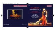 CHAN 9370 Front Walton.qxd - Chandos