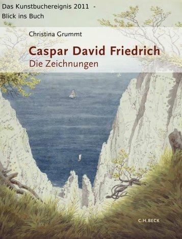 Caspar David Friedrich: Die Zeichnungen. Das gesamte ... - C.H. Beck