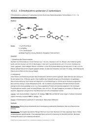 10.3.2. 4-Dimethylamino-azobenzen-2'-carbonsäure - Chemie