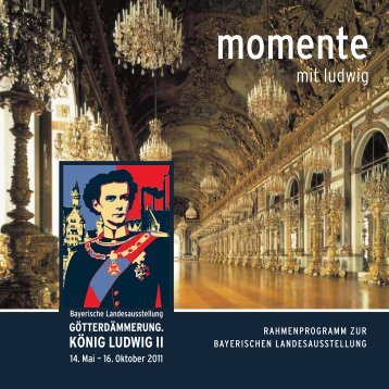 Momente mit Ludwig - Chiemsee