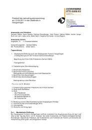 Hauptversammlung 10_04_2011 - Chorverband Otto Elben eV