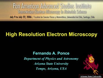 Ponce 1 - Achieving atomic resolution in the TEM.pdf - CIASEM.com