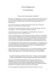 Kloster Riddagshausen - Cistopedia.org