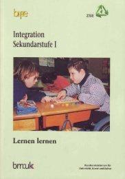 Download Broschüre Lernen lernen - cisOnline