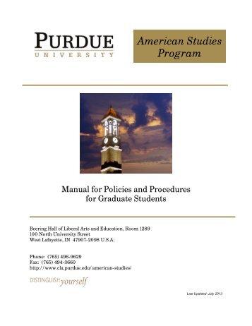 purdue liberal arts