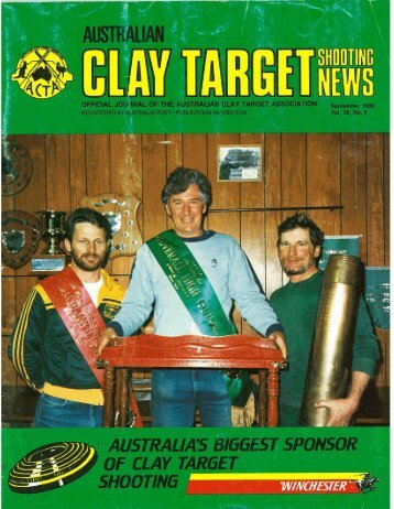 GUN CLUB - Australian Clay Target Association