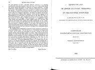 tentative list of jewish cultural - William J Clinton Presidential Library