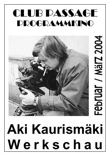 Aki Kaurismäki - Club Passage