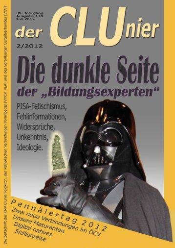 CLUnier 2/2012 - KMV Clunia Feldkirch