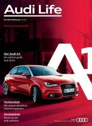 Audi Life 02/2010