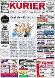 Fest der Gitarren - CNV-Kuriere