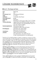 Tour 23 - Landkreis Cochem-Zell