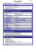 Sicherheitsdatenblatt - colores - Seite 3