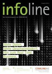 infoline 2/2013 - Comline AG