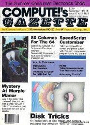 Compute Gazette - Commodore Computers