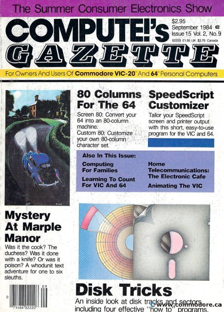 Compute Gazette - Commodore Computers