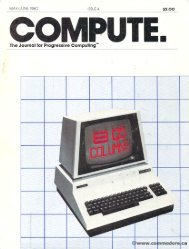 May June 1980 - Commodore Computers