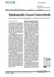 Telefontarife: Gros se Unterschiede - Comparis.ch