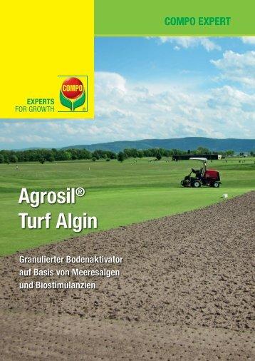 Agrosil® Turf Algin - COMPO EXPERT