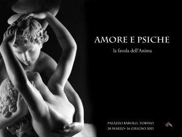 AMORE E PSICHE - Città di Torino