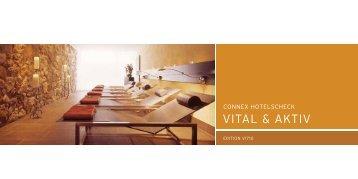 Hotelscheck Vital & Aktiv als PDF ansehen - Connexgroup.net