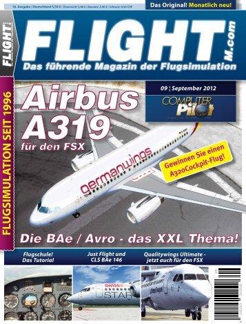FLIGHT, Oktober 2012 - Consolution.at