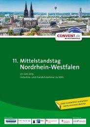 Nordrhein-Westfalen - Convent