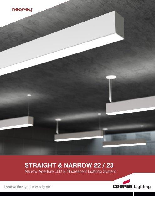 Straight Narrow 22 23 Cooper Industries