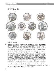 Russian coins, lots 5001-5332 - CoreTech :: Core Tech (Suisse)