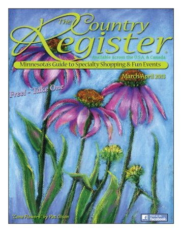 March/April 2013 - The Country Register