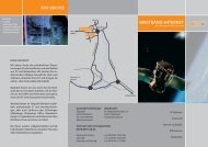 BREITBAND-INTERNET - Creative Media Kos