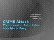 CRIME Attack