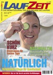 Berichte - BERLIN VITAL Herbst 2012 - Die Sport- und ...