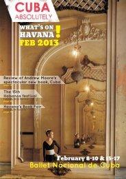 Ballet Nacional de Cuba - Cuba Absolutely