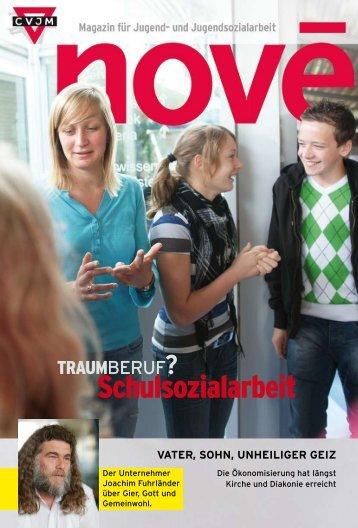 Schulsozialarbeit - CVJM-Hochschule