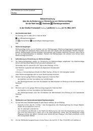 09022025001_V_21-02 Bekm Aufford Einr Wahlvorschläge - Dachau
