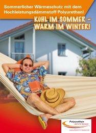 KÜHL IM SOMMER – WARM IM WINTER! - daemmt-besser.de