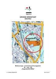 Umweltbericht - Dachau