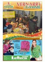 22. Ausgabe vom 01.12.2013 (13,0 MB). - Die Stadt Damme
