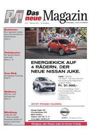 PDF Download, 10.9 MB - DnM Das neue Magazin