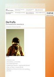 Die Profis - DASA