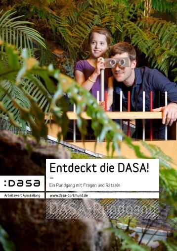 Entdeckt die DASA! - Ein Rundgang mit Fragen und Rätseln