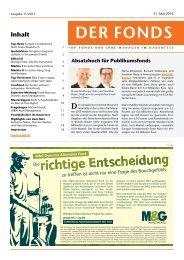 DER FONDS 11/2013.pdf - Das Investment